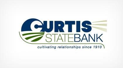 Curtis State Bank logo