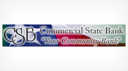 Commercial State Bank (Palmer, TX) logo
