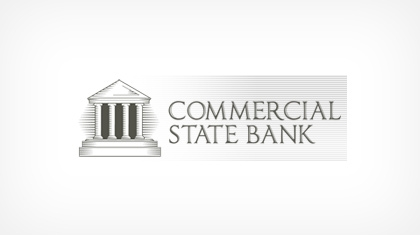Commercial State Bank (Wausa, NE) logo