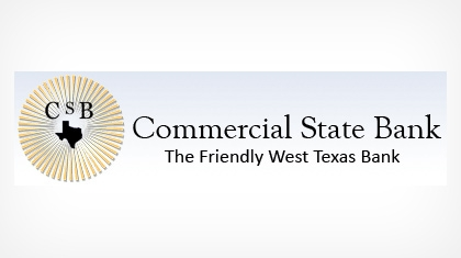 Commercial State Bank (Andrews, TX) logo