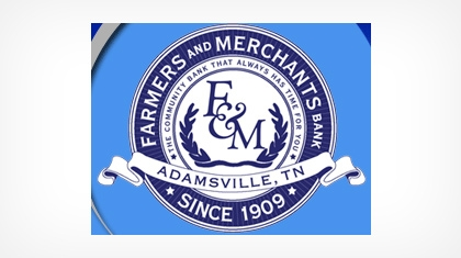 Farmers & Merchants Bank (Adamsville, TN) logo