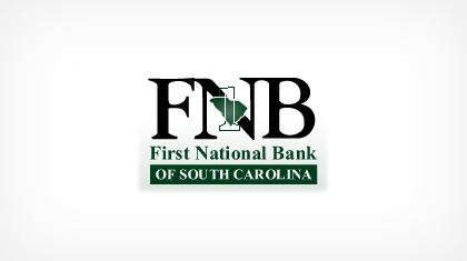 First National Bank of South Carolina logo
