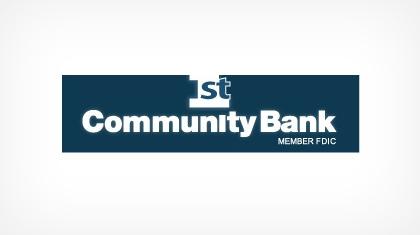 First Community Bank (Corpus Christi, TX) logo