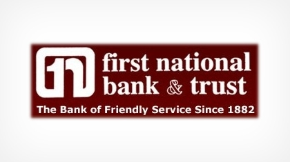 First National Bank and Trust Company (Falls City, NE) logo