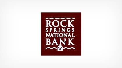 The Rock Springs National Bank logo