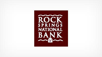 The Rock Springs National Bank logo