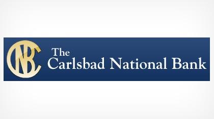 The Carlsbad National Bank logo