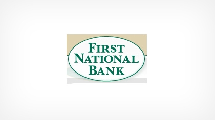 The First National Bank of Layton Logo
