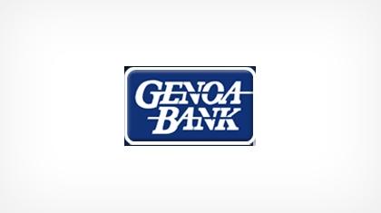 The Genoa Banking Company logo
