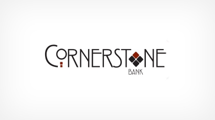 Cornerstone Bank (Eureka Springs, AR) logo