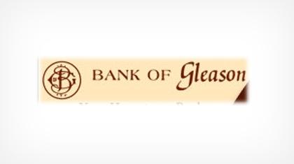 Bank of Gleason Logo