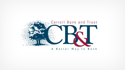 Carroll Bank and Trust logo