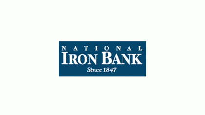 The National Iron Bank Logo