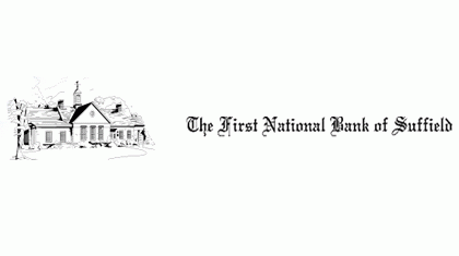 The First National Bank of Suffield Logo