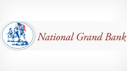 The National Grand Bank of Marblehead logo