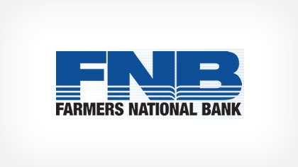 The Farmers National Bank of Scottsville logo