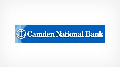The Camden National Bank logo