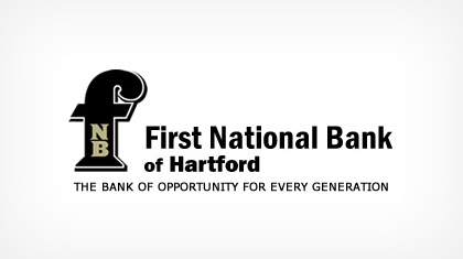 The First National Bank of Hartford (Hartford, WI) logo