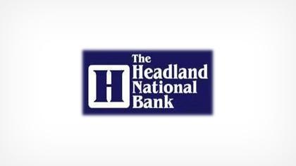 The Headland National Bank Logo