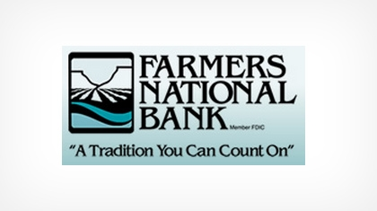 The Farmers National Bank of Buhl Logo