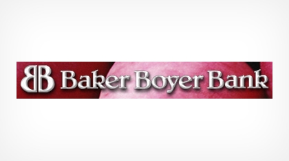 Baker-boyer National Bank logo