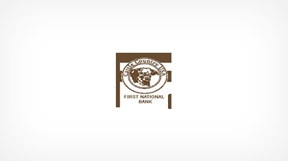 The First National Bank of Las Animas logo