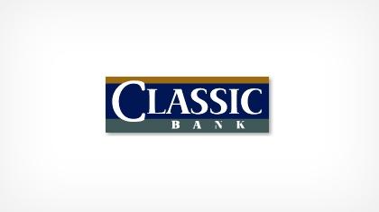Classic Bank, National Association Logo