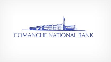 The Comanche National Bank Logo