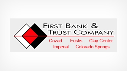 First Bank & Trust Company (Cozad, NE) logo