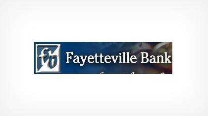 Fayetteville Bank logo