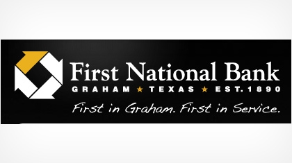 First National Bank In Graham logo