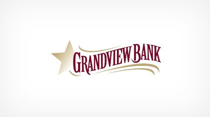 Grandview Bank logo