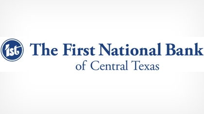 First National Bank of Central Texas logo