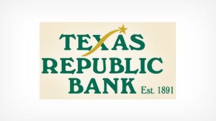 Texas Republic Bank, National Association logo