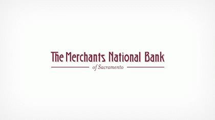The Merchants National Bank of Sacramento logo