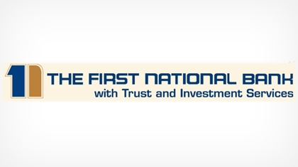 The First National Bank of Mount Dora logo