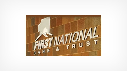 First National Bank & Trust Company (Mountain Home, AR) Logo