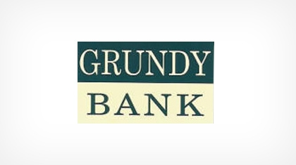 Grundy Bank logo