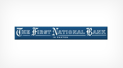 First National Bank In Paxton logo