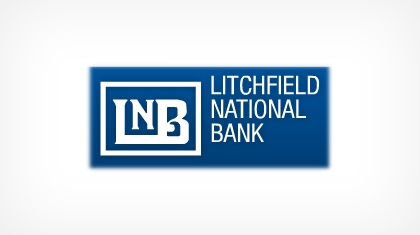 The Litchfield National Bank logo
