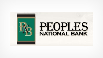 Peoples National Bank , N.a. logo