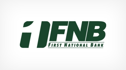 The First National Bank (Vandalia, IL) logo