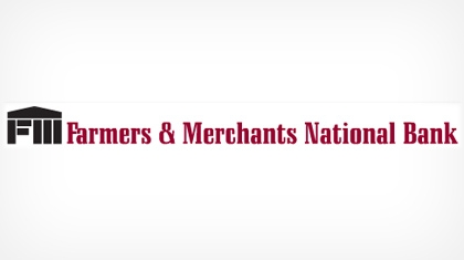 The Farmers and Merchants National Bank of Nashville Logo