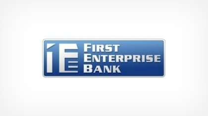 First Enterprise Bank logo