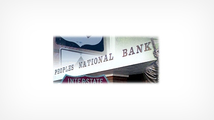 The Peoples National Bank of Checotah logo