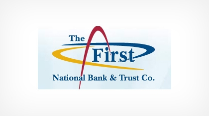 The First National Bank and Trust Co., Chickasha, Oklahoma logo