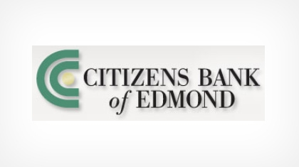 The Citizens Bank of Edmond logo