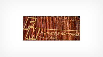 The Farmers and Merchants National Bank of Fairview Logo