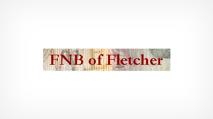 The First National Bank of Fletcher logo