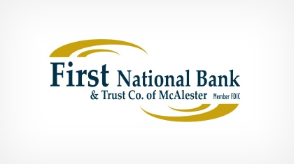 First National Bank & Trust Company of Mcalester logo